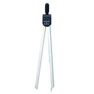 5 inch Matte Nickel divider