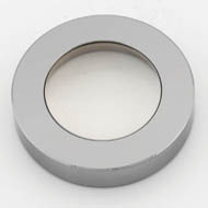 Nickel Plated Magnifier Chart Weight