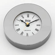 Nickel Plated Clock Chartweight