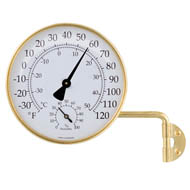 Vermont Weather Station (Brass)
