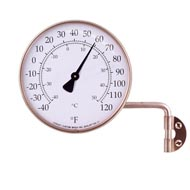 Vermont Dial Thermometer (Copper)