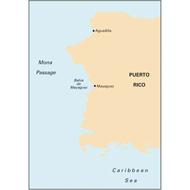 IMR Bahia De Guanica to  Punta Borinquen